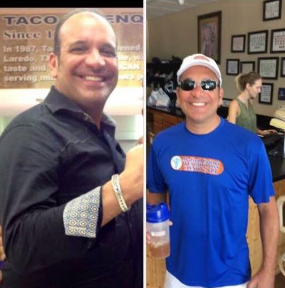 Arturo Lost 47 Pounds In 3 Weeks He Used The One Pound Per Day Program And Hormone Replacement Therapy Here At Medical Center Weight Loss Spa